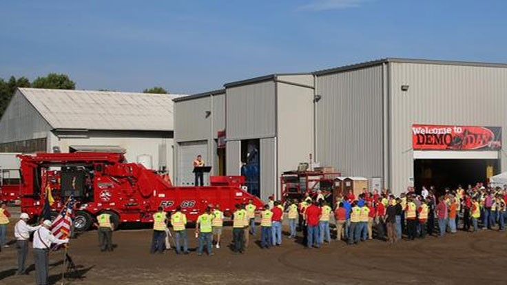 Rotochopper hosts 6th annual Demo Day