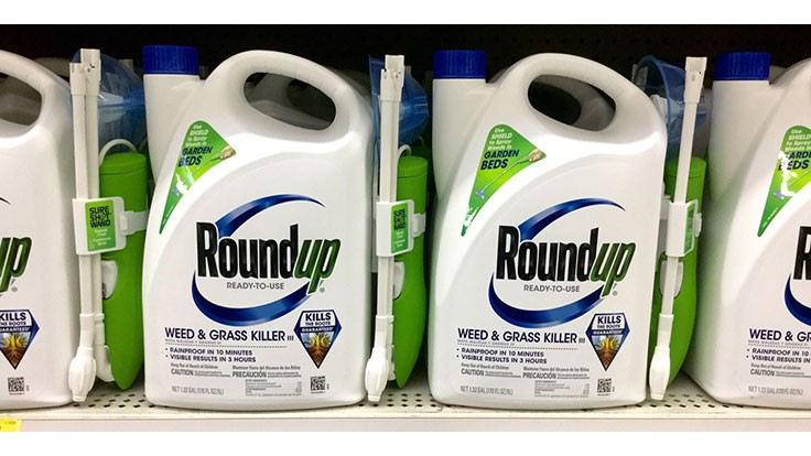 Lawsuit challenges California warning linking Roundup to cancer