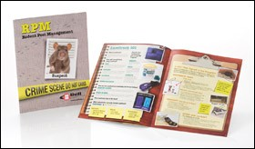 Bell Introduces Crime Scene-Themed RPM Guide