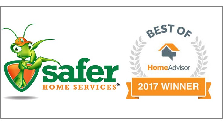 Safer Home Services Receives 2017 'Best of HomeAdvisor' Award