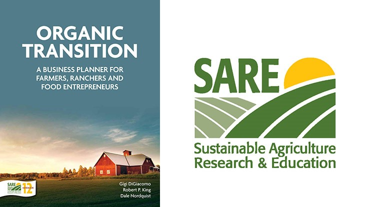 SARE releases free organic business planner for farmers