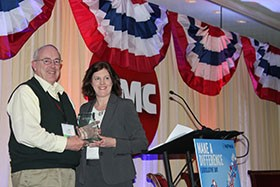 Jim Sargent Recognized with FMC Legislative Day Award