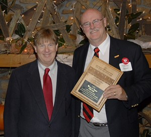 UGA's Warnell School honors distinguished alumni at homecoming festivities