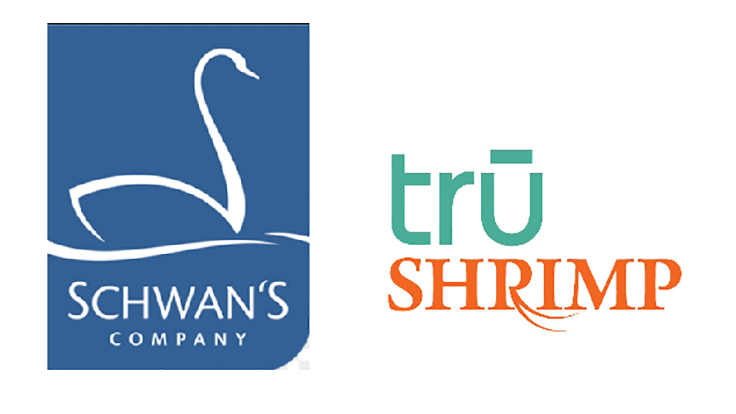 Schwan's and tru Shrimp Enter Into Strategic Partnership