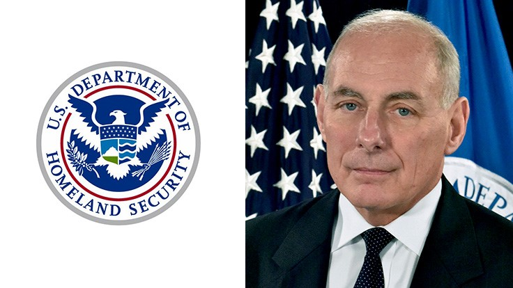 Homeland Security Secretary Thinks Marijuana Is 'Not A Factor In The Drug War'