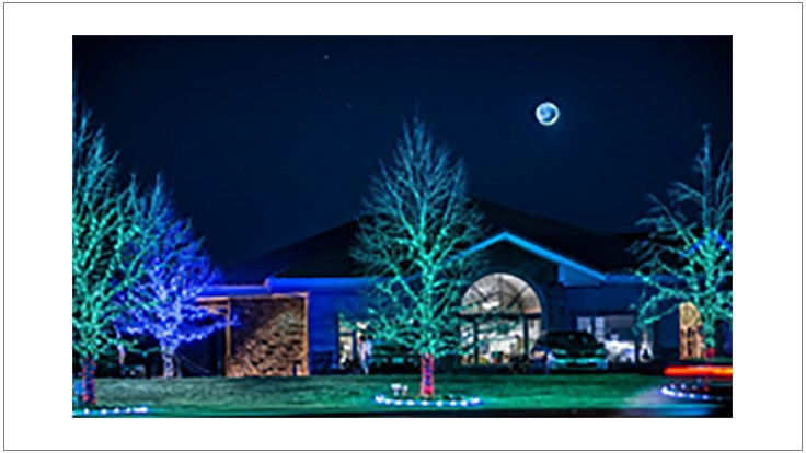 Senske to Host Annual Charity Holiday Light Show and Open House