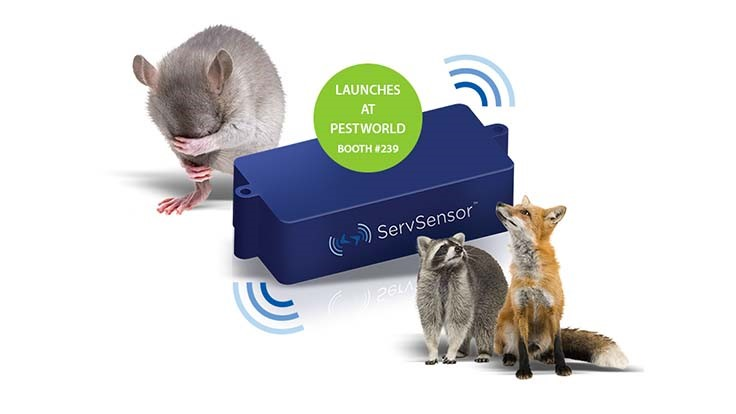 Service Pro to Debut ServeSensor at PestWorld