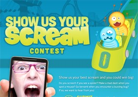 PPMA Launches 'Show Us Your Scream' Contest