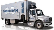 Shred-Tech Releases MDS-30GT Document Destruction Truck
