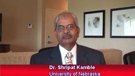 Video: Dr. Kamble Recognized with Distinguished Achievement Award