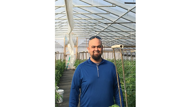 Kentucky Fresh Harvest hires University of Kentucky professor for key position at high-tech greenhouse