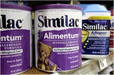 Abbott Recalls Certain Similac Brand Powder Infant Formulas