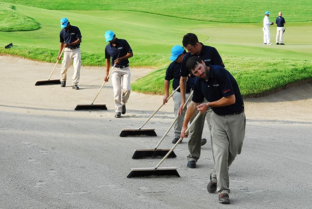 Sentosa Golf Club launches agronomy volunteer program in conjunction with The R&A and GEO