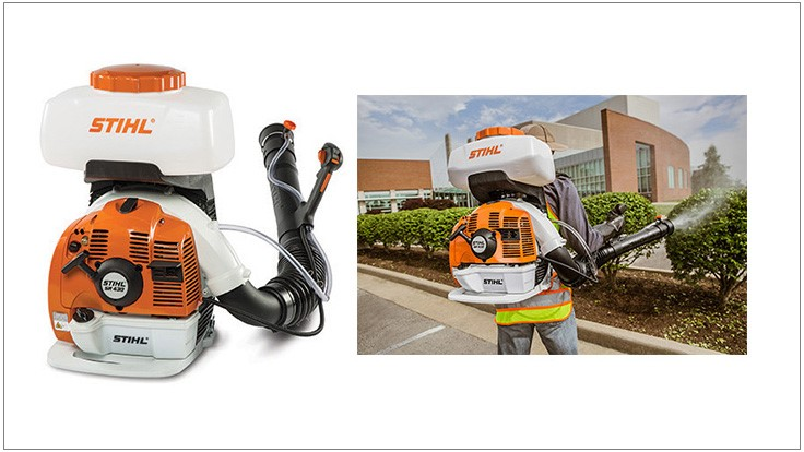 STIHL Introduces Liquid-Only High-Capacity Backpack Sprayer