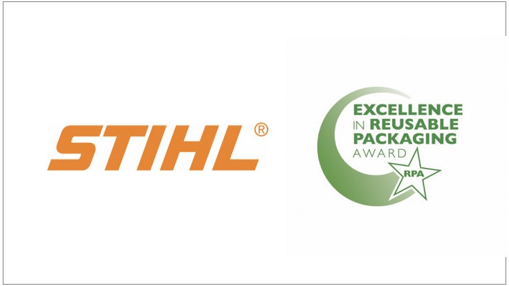 STIHL Wins Packaging Excellence Award