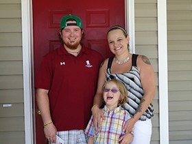 Turner Pest Control Sponsors New Home for Wounded Warrior Family