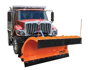 Buyers offers SnowDogg trip-edge muni plows