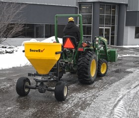 Ground-drive Spreaders