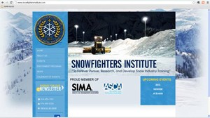 Snowfighters Institute launches new website