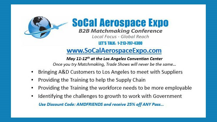 SoCal Aerospace Expo B2B Matchmaking Conference