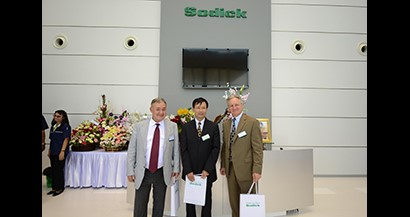 Sodick Opens New Factory, Reaches Company Milestone