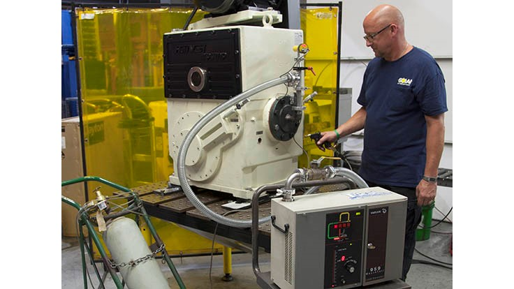 Solar Atmospheres forms Vacuum Pump Services Corp.