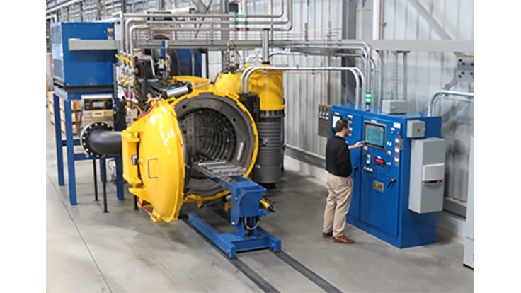 Ultra-clean vacuum furnace commissioned at Solar Atmospheres of Western PA