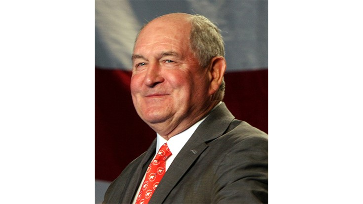 U.S. Senate confirms Sonny Perdue as secretary of agriculture