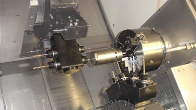 ITI Tooling's space-saver toolholders