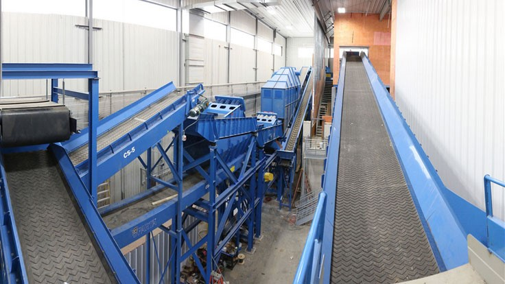 Sparta and General Kinematics join forces on Wisconsin C&D recycling system