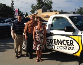 Arrow Acquires Spencer Pest Services in North Charleston, S.C.