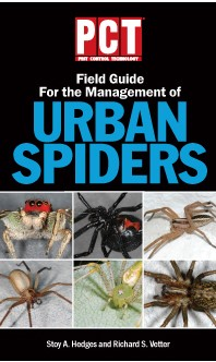New PCT Spider Field Guide Coming March 2012
