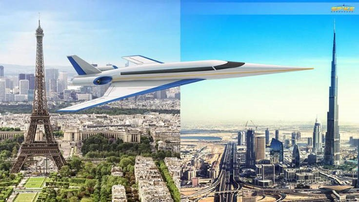 Spike Aerospace's supersonic design validated in subscale tests