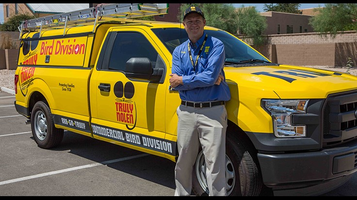 truly nolen pest control launches western commercial bird division - pct