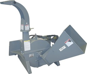 EDGE Wood Chipper Attachment
