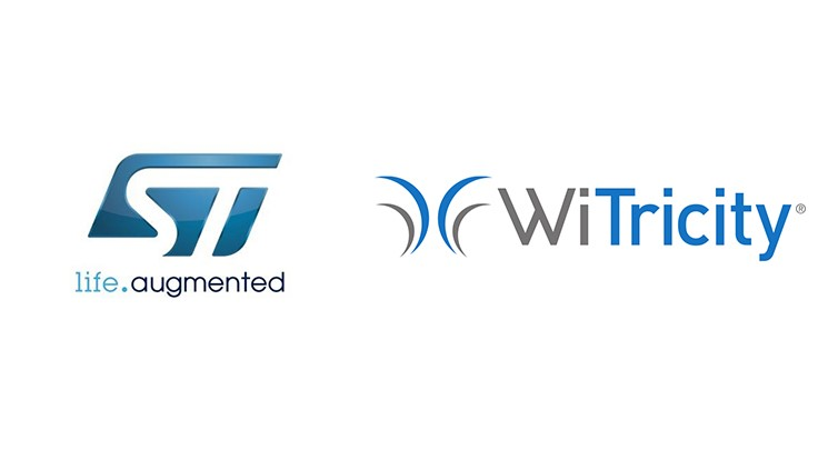 STMicroelectronics, WiTricity to develop ICs for resonant wireless power transfer