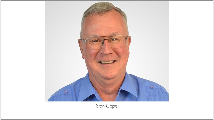 AP&G Hires Stan Cope