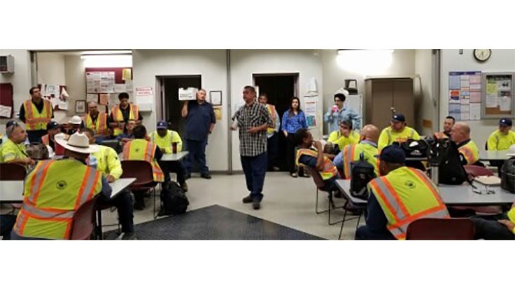 NWRA Stand Down on back to school safety garners nationwide attention
