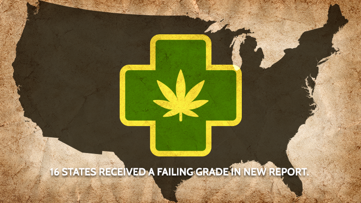Which States Have the Worst Medical Marijuana Programs?