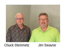 Steinmetz, Swayne Launch New 'Once-A-Year' Pest Company