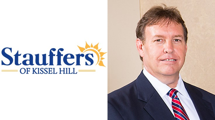 steve norman named new home garden coo of stauffers of