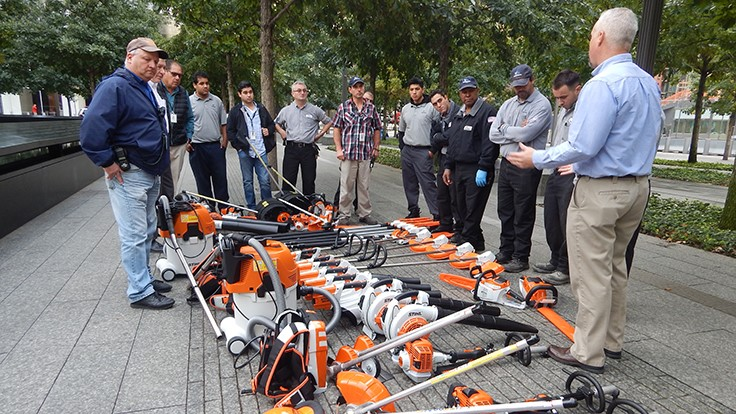 STIHL supports National September 11 Memorial