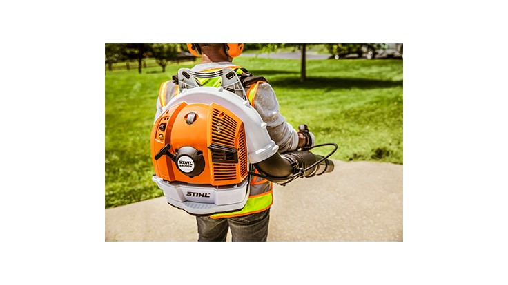 STIHL introduces new backpack blower