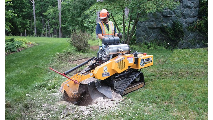 Bandit Industries launches new stump grinder