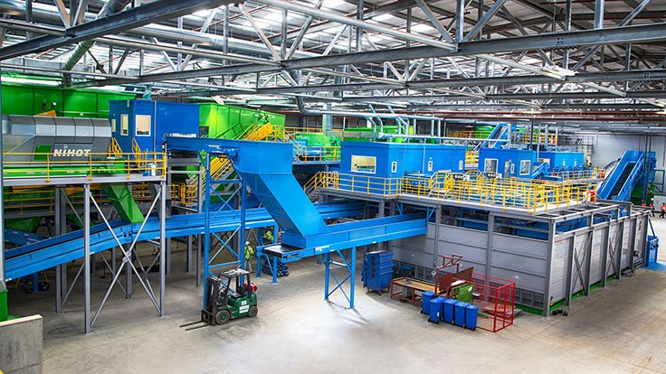 Suez UK starts up recycling systems in Aberdeen, Scotland