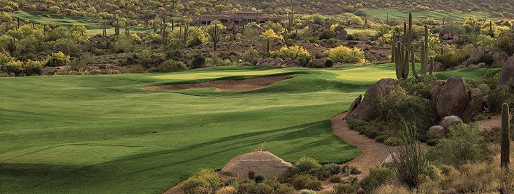 Arizona course undergoing summer enhancements