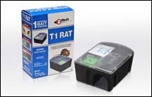 Bell Labs' T1 RAT Disposable Bait Station Designed For Residential Use