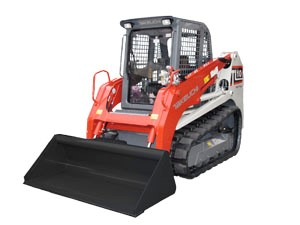 Takeuchi Releases Two New Track Loader Models