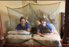 Bug Doctor Donates Mosquito Nets for Haiti Mission Trip