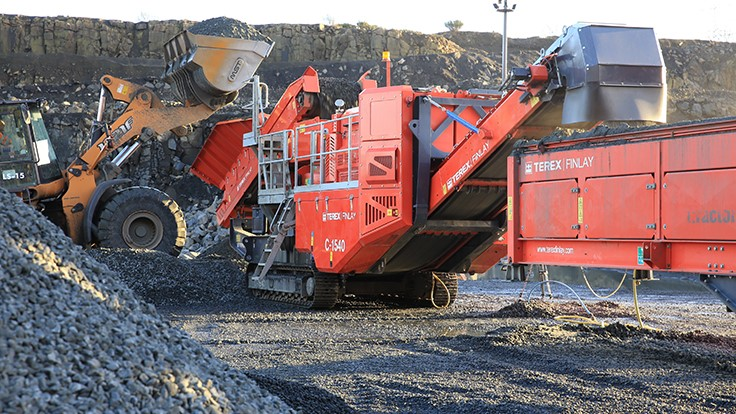 Terex Finlay C-1540 joins line of cone crushers
